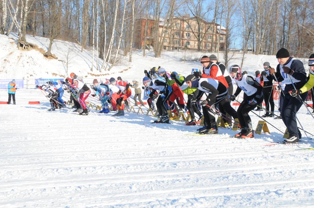 """12 февраля 2013 г., ОУСЦ  """"Планерная """", г.о Химки).  Лыжные гонки.  Предварительный стартовый протокол."""